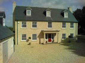 Self Build Traditionally Constructed Bespoke Houses Part 89