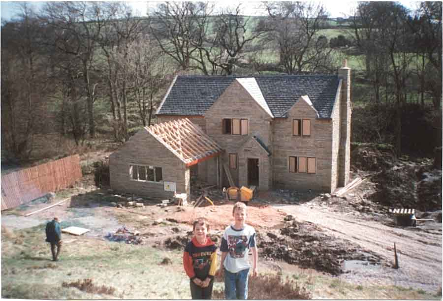 ... Self Build Construction ...